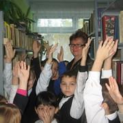 Школьных библиотекарей группа в Моем Мире.