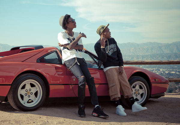 Curren$y & Wiz Khalifa