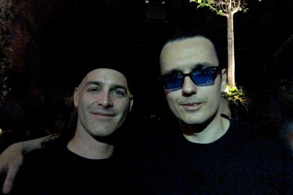 Michale Graves & Damien Echols