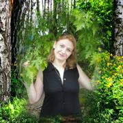 oksana zhurakivska on My World.